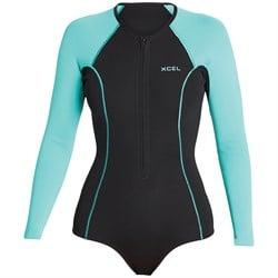 XCEL Axis 1.5/1 Long Sleeve Front Zip Springsuit - Women's