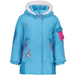 Obermeyer Pop Star Jacket - Little Girls'