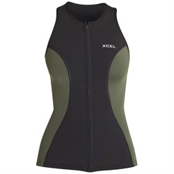 XCEL Axis 1.5​/1mm Front Zip Wetsuit Vest - Women's