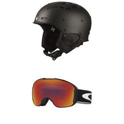Sweet Protection Grimnir II TE MIPS Helmet + Oakley Airbrake XL Goggles
