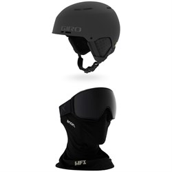 Giro Emerge MIPS Helmet + Anon M4 Toric MFI Goggles
