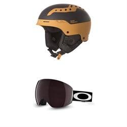 Sweet Protection Switcher MIPS Helmet + Oakley Flight Deck Goggles