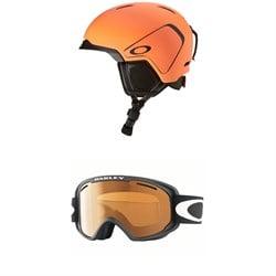 Oakley Mod 3 Helmet + Oakley O2 XM Goggles