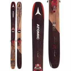 Atomic Backland Bent Chetler Skis + Marker Jester 18 Pro Ski Bindings  - Used