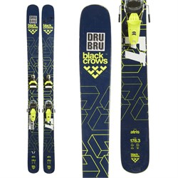 Black Crows Atris Skis ​+ Look Pivot 12 Dual WTR Ski Bindings  - Used
