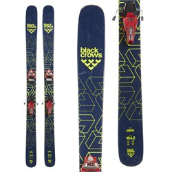 Black Crows Atris Skis + Marker Jester 18 Pro Ski Bindings