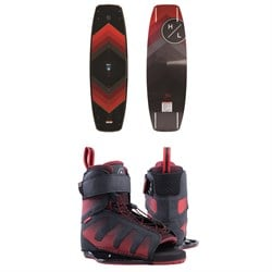 Hyperlite Murray Wakeboard ​+ Session Wakeboard Bindings 2019