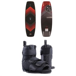 Hyperlite Murray Wakeboard ​+ Formula Wakeboard Bindings 2019