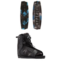 Hyperlite State 2.0 Wakeboard ​+ Remix Wakeboard Bindings
