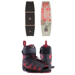 Hyperlite Dipstick Wakeboard ​+ Session Wakeboard Bindings 2019