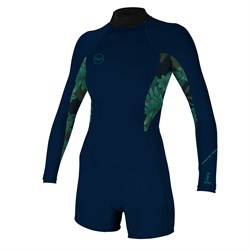 O'Neill Bahia 2​/1mm Back Zip Long Sleeve Springsuit - Women's