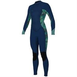 O'Neill Bahia 3/2mm Back Zip Full Wetsuit - Women's