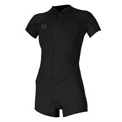 O'Neill Bahia 2/1mm Front Zip Short Sleeve Springsuit - Women's