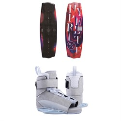 Hyperlite Eden 2.0 Wakeboard ​+ Viva Wakeboard Bindings - Women's 2019