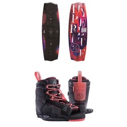 Hyperlite Eden 2.0 Wakeboard ​+ Jinx Wakeboard Bindings - Women's 2019