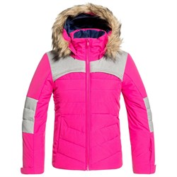 Roxy Bamba Jacket - Big Girls'