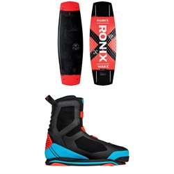 Ronix Parks Modello Wakeboard ​+ Supreme Wakeboard Bindings 2019