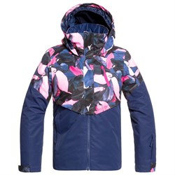 Roxy Frozen Flow Jacket - Big Girls'