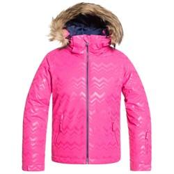 Roxy American Pie Solid Jacket - Girls'