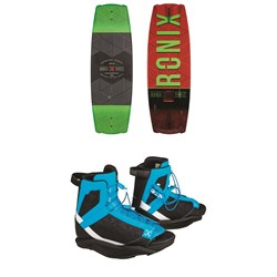 Ronix Vault Wakeboard ​+ District Wakeboard Bindings - Boys'