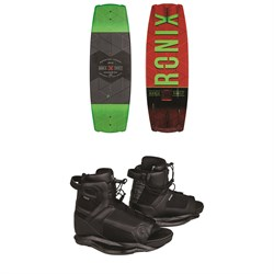 Ronix Vault Wakeboard ​+ Divide Wakeboard Bindings - Boys' 2019