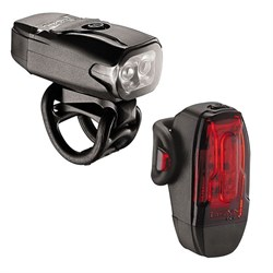 Lezyne KTV Drive Bike Light Set