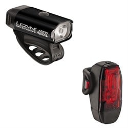 Lezyne Hecto Drive ​/ KTV Bike Light Set