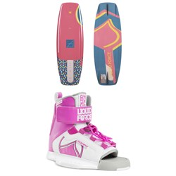 Liquid Force Dream Wakeboard ​+ Dream Wakeboard Bindings - Girls' 2019