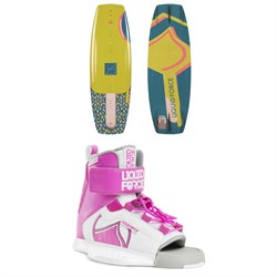 Liquid Force Dream Wakeboard ​+ Dream Wakeboard Bindings - Girls'