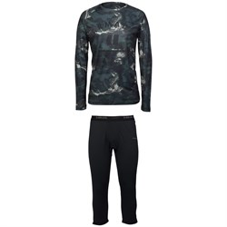 Armada Contra Crew L​/S Baselayer Top ​+ 3​/4 Baselayer Bottoms