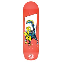 Welcome Pack Rabbit White Lightning 8.5 Skateboard Deck