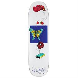 Welcome Puppet Master White Lightning 8.75 Skateboard Deck