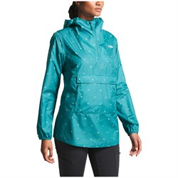 The North Face Printed Fanorak Pullover Jacket - Women's