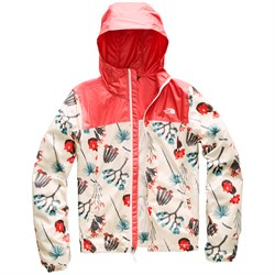 The North Face Printed Cyclone Windbreaker Jacket - Women's