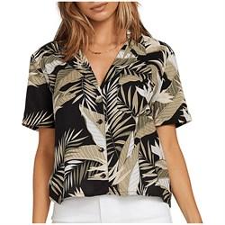 Volcom Gen Wow Short-Sleeve Shirt - Women's