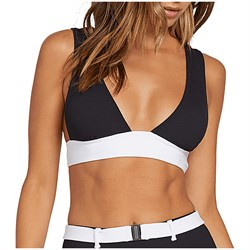 Volcom Simply Rib Halter Bikini Top - Women's