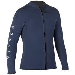 Vissla 2mm Tripper Front Zip Wetsuit Jacket