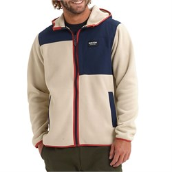 Burton Hearth Full-Zip Hooded Fleece