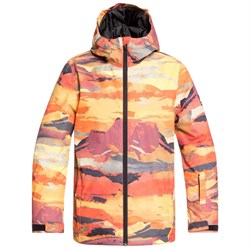 Quiksilver Mission Printed Jacket - Boys'