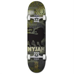 Element Nyjah Texture 7.75 Skateboard Complete
