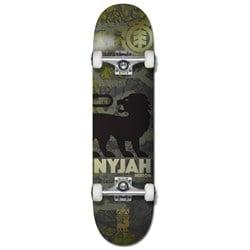 Element Nyjah Texture 7.75 Skateboard Complete