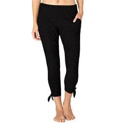 Beyond Yoga Keep It Lightweight And Easy Foldover Midi Sweatpants - Women's