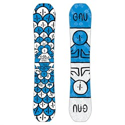 GNU FB Head Space Asym C3 Snowboard - Blem