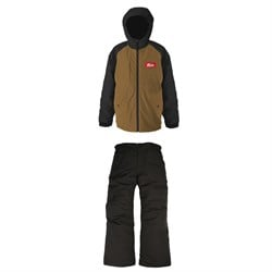Ride Newcastle Jacket - Boys' ​+ Ride Thunder Pants - Boys'