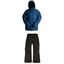 Ride Hillman Jacket - Boys' ​+ Ride Thunder Pants - Boys'