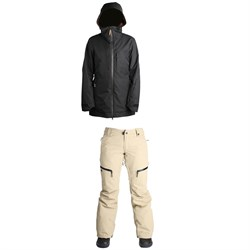 Ride Vine Jacket - Women's ​+ Ride Fairmount Pants - Women's
