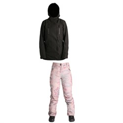 Ride Ravenna Shell Jacket - Women's + Ride Discovery Pants - Women's