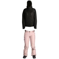 Ride Wallingford Shell Jacket - Women's + Ride Roxhill Pants - Women's