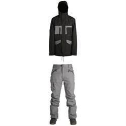 Ride Montlake Jacket + Yesler Pant