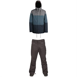 Ride Hawthorne Jacket ​+ Madrona Pants